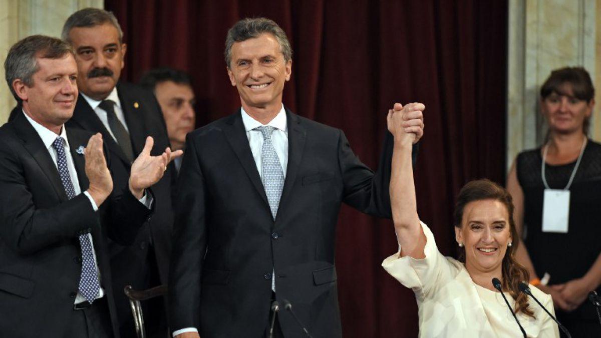 La historia de la nueva vicepresidenta argentina  Tele 13