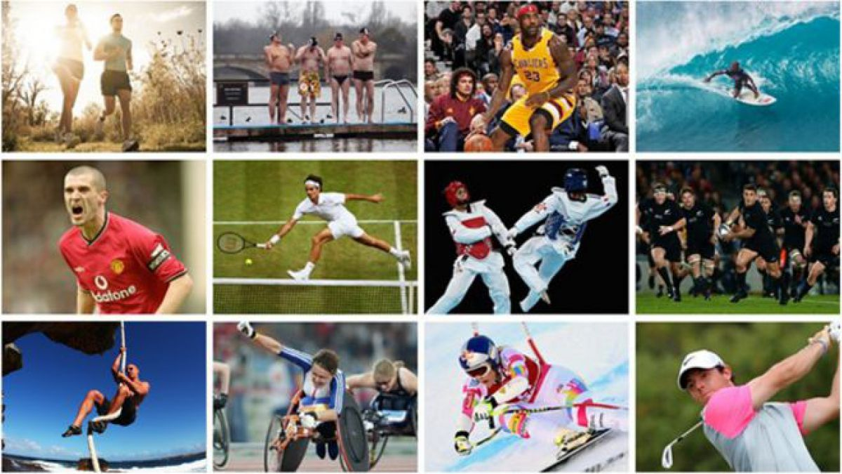 Cul es el tipo de deporte que se adapta ms a tu