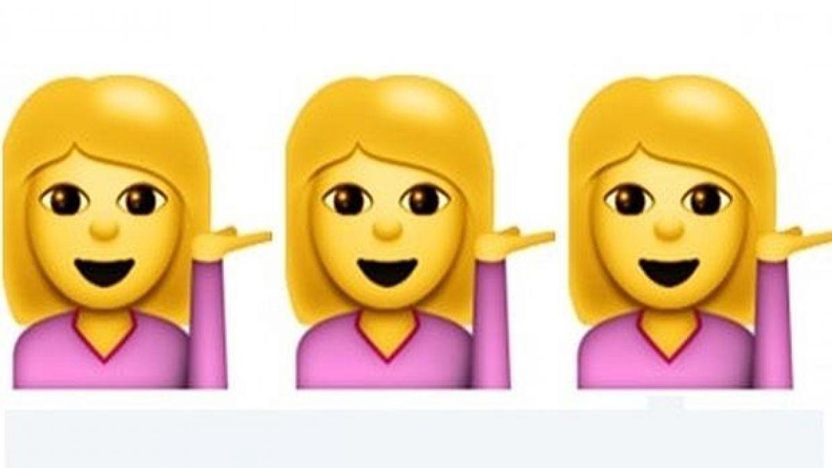 Emoji de WhatsApp Hay teora sobre significado de uno de