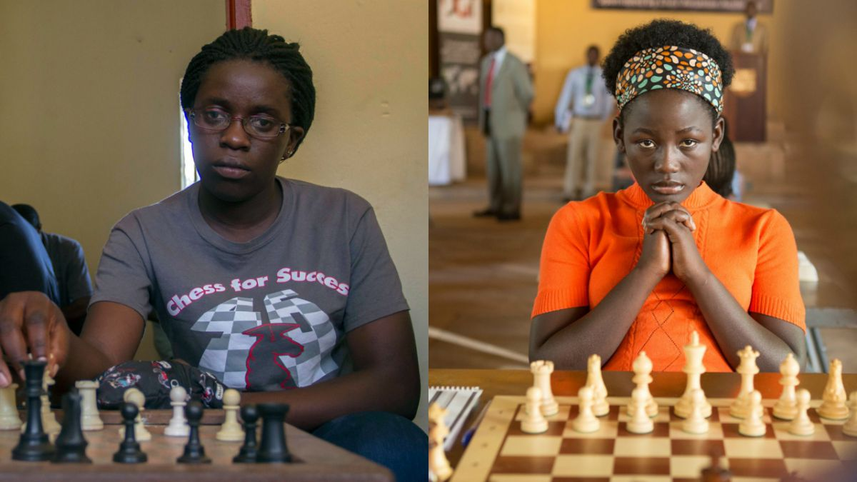 Reina de Katwe historia de Phiona Mutesi detrs de la