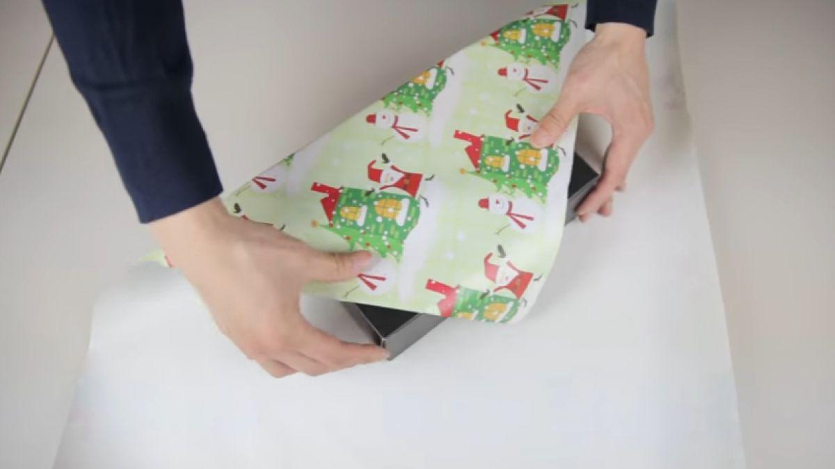 La tcnica japonesa para envolver regalo en segundos y sin scotch Tele 13