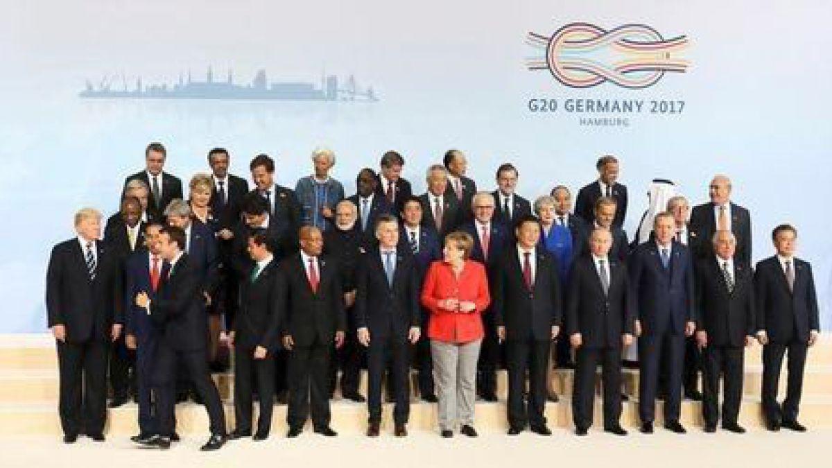 Japón acogerá el G20 de 2019 y Arabia Saudita el de 2020   Tele 13