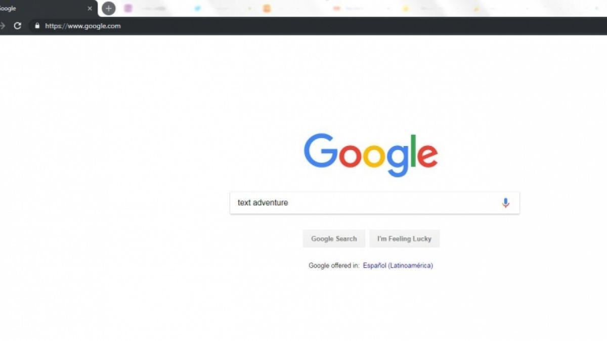 Cómo encontrar el misterioso juego que oculta Google en su