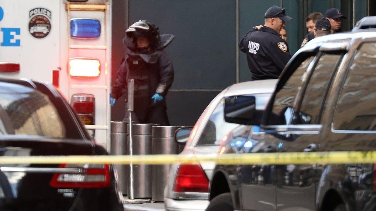 EEUU: Policía cierra perímetro en Manhattan por paquete sospechoso