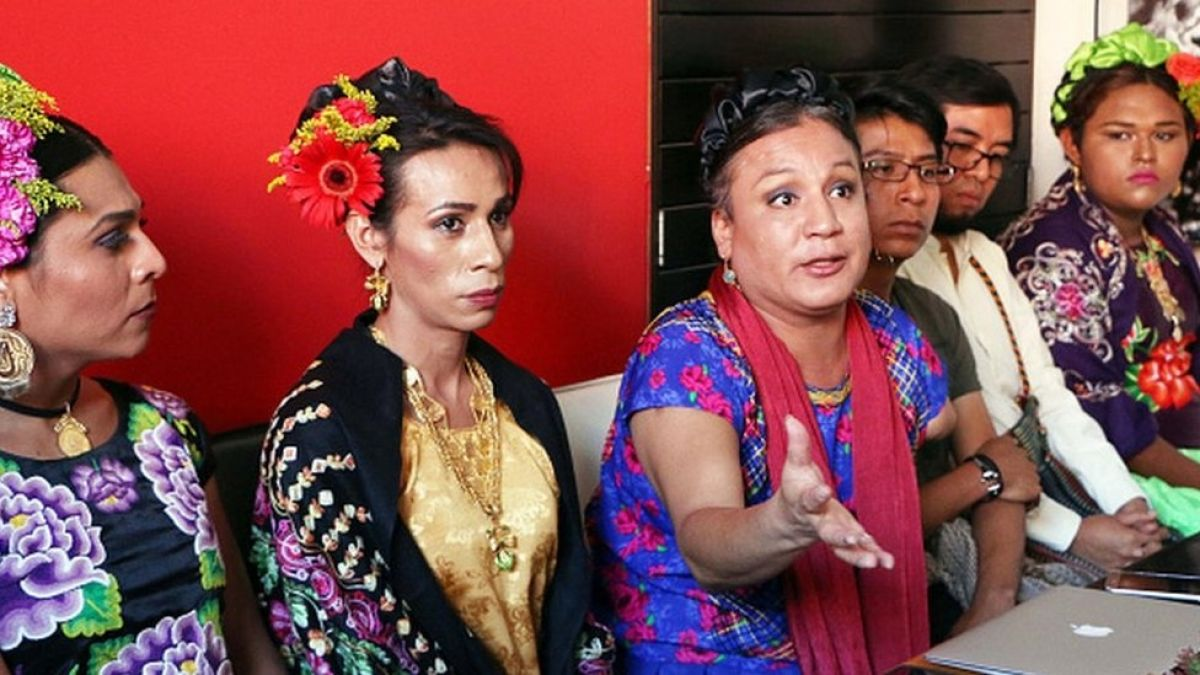 Los muxes, el tercer género que existe en México: Hay hombres y mujeres, y hay algo en medio
