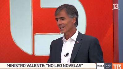 José Ramón Valente por novelas