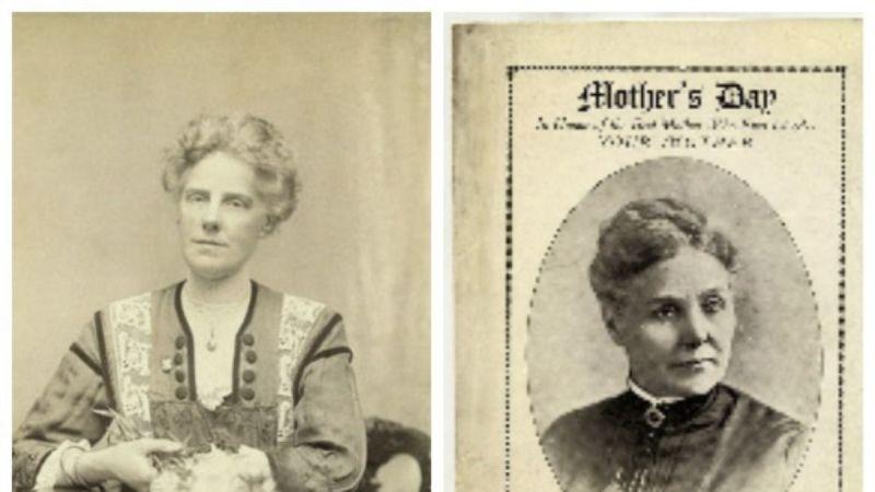 """Resultado de imagen para Ann Reeves Jarvis la """"madre"""" del Día de la Madre."""