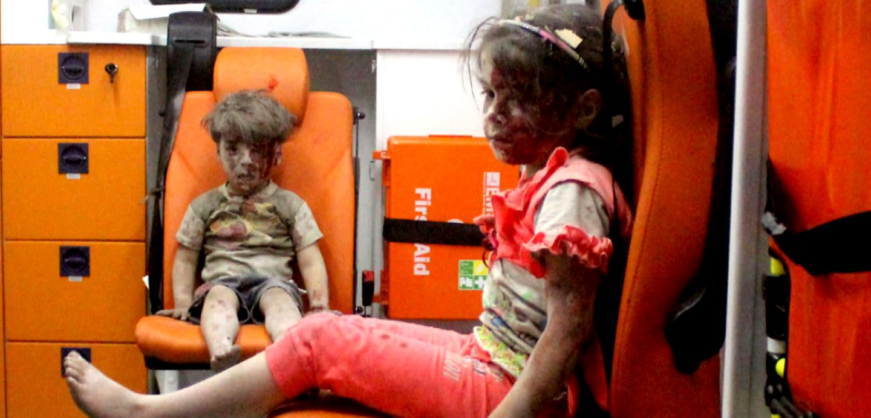 La trgica vida de los nios de la guerra en Siria  Tele 13