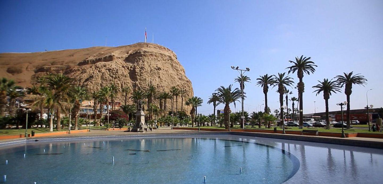 Diario de ruta Arica  Tele 13