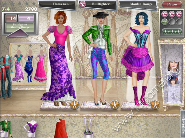 jojos fashion show
