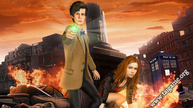 Doctor Who The Adventure Games TARDIS Download Free Full Games Adventure Games