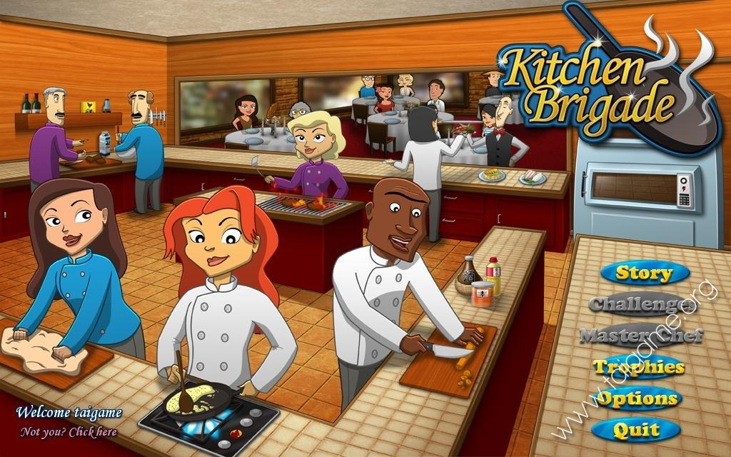 Restaurant Management Games Online