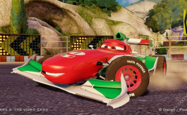 Cars 2 The Video Game Download Free Full Games Racing