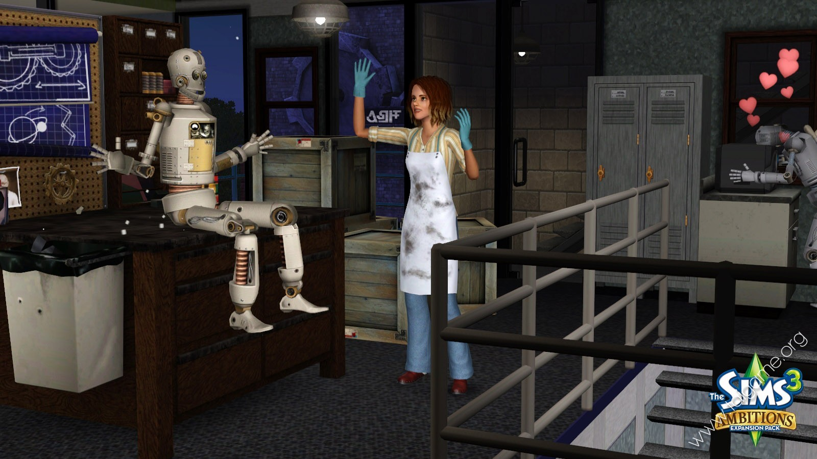 The Sims 3: Ambitions - Download Free Full Games   Simulation games