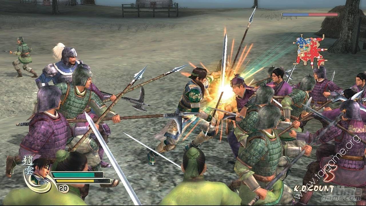 Dynasty Warriors 5 Tam Quc Phn Tranh Download Free Full Games Arcade Amp Action Games