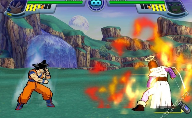 Dragon Ball Z Infinite World Download Free Full Games