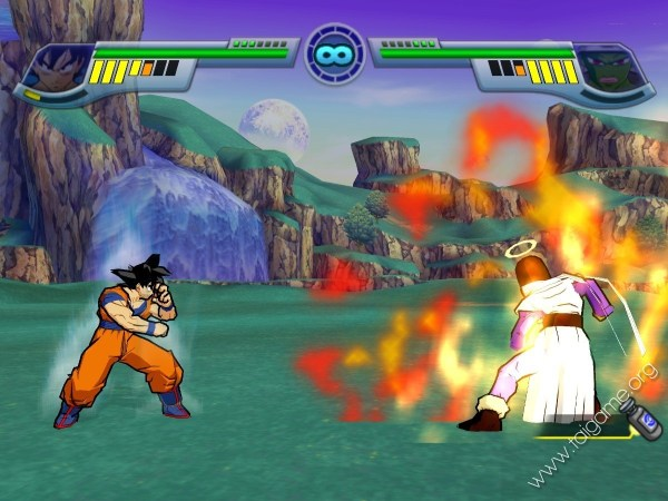 Dragon Ball Infinite World - Free Full Games
