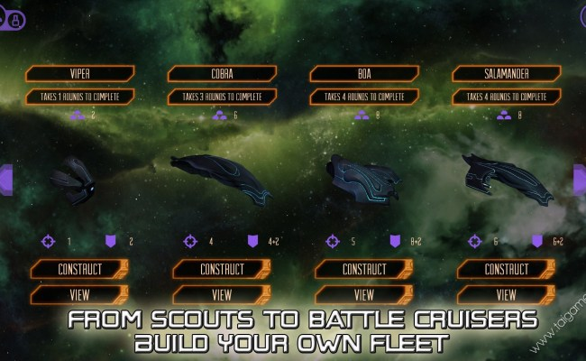 Starion Tactics Download Free Full Games Strategy Games