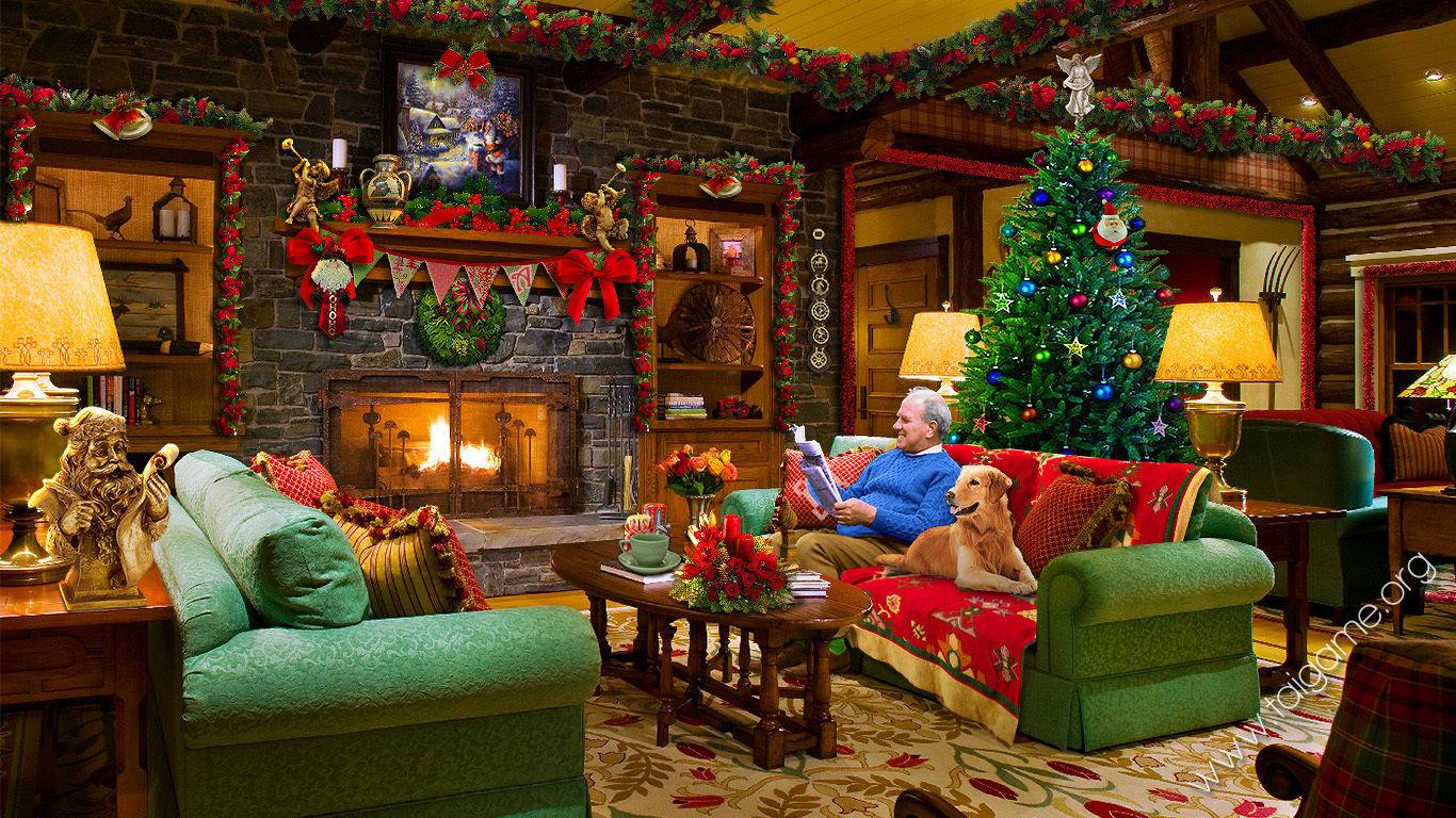 Presents Elves Christmas