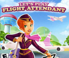 Lets Play Flight Attendant  Download Free Full Games  Time Management games