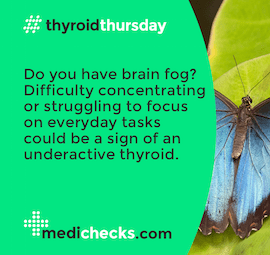 Get your thyroid tested at Medichecks