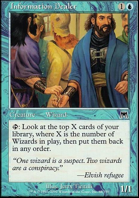 Information Dealer