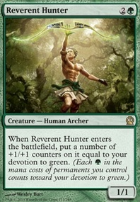 Reverent Hunter