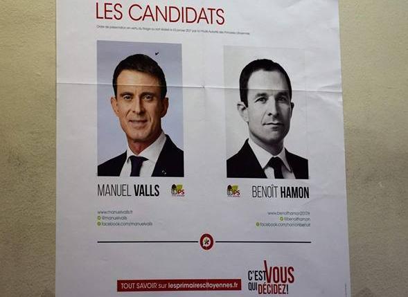 Benoît Hamon devant Manuel Valls à Tarbes et dans les Hautes Pyrénées