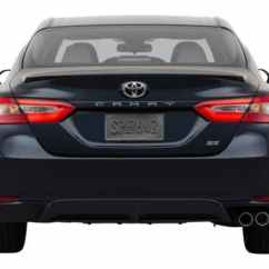 Brand New Toyota Camry Se All Hybrid 2019 Prices Reviews Incentives Truecar Exterior Back Low Wide View