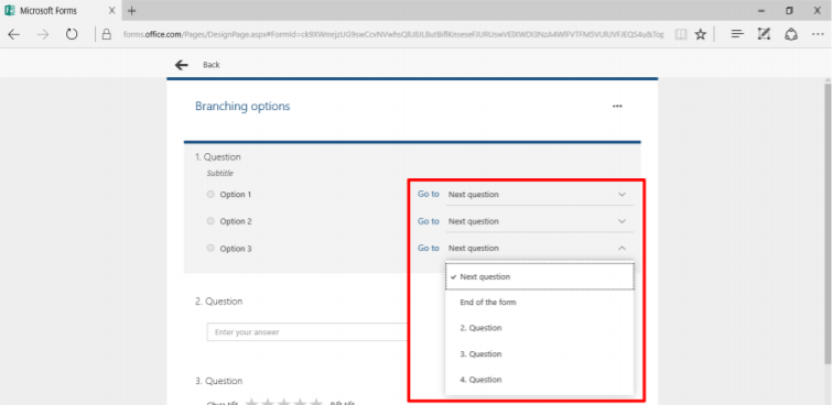 Office 365: How to use Forms of Office 365 – Techbast