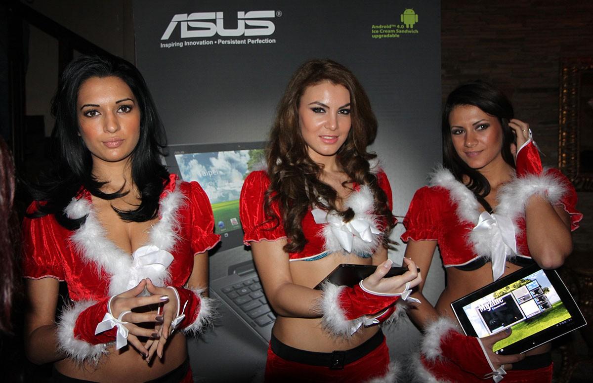 Petrecere ASUS - prezentarea tabletelor EeePad