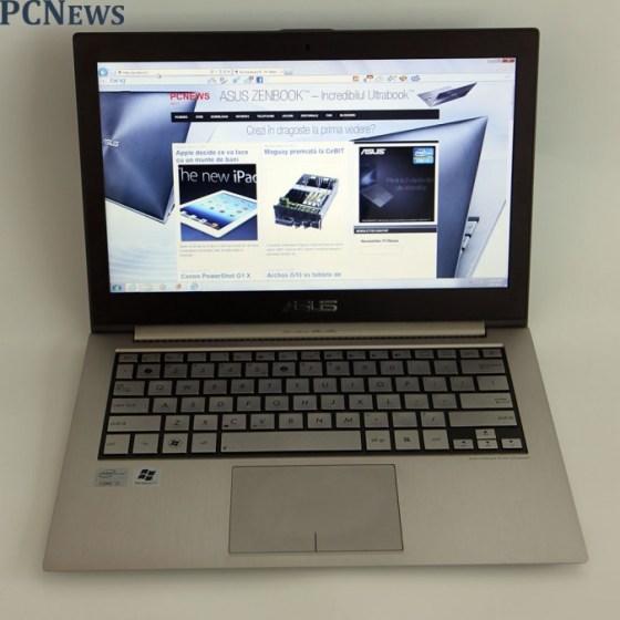 Zenbook la PC News