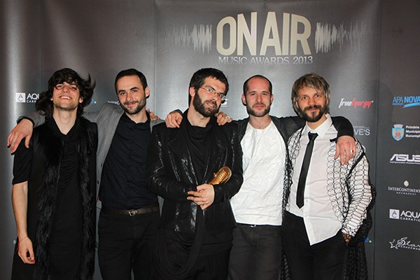 Robin and the Backstabbers - castigatorii On Air Music Awards