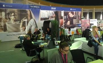 ASUS la IMWorld 2015