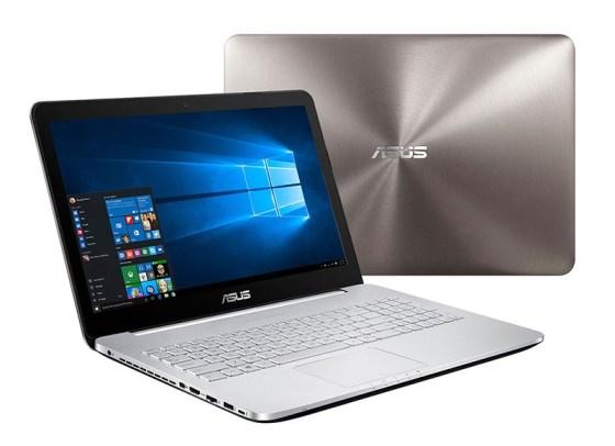 ASUS N552
