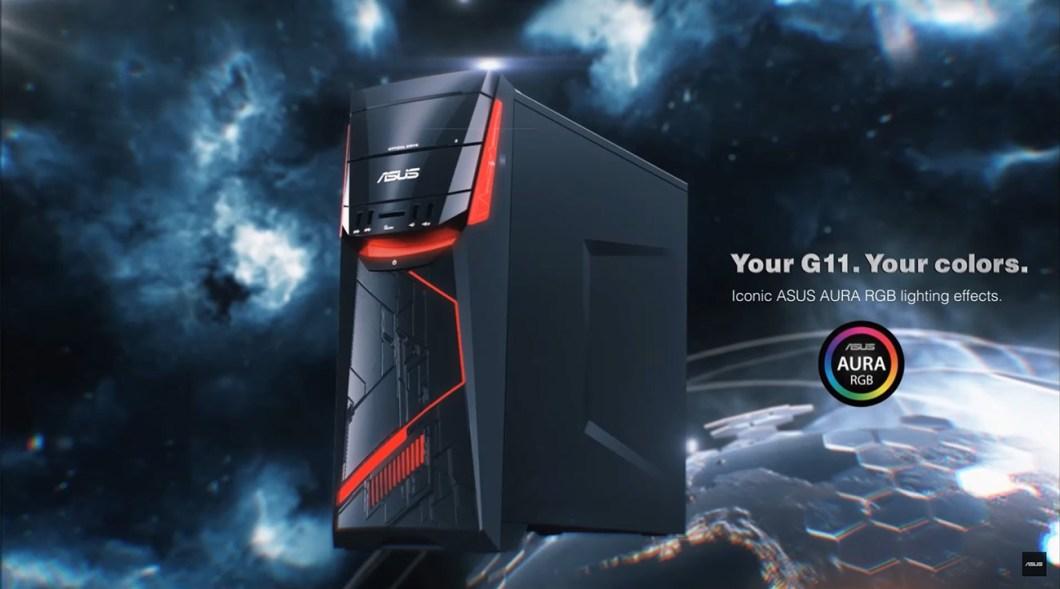 ASUS Gaming G11DF