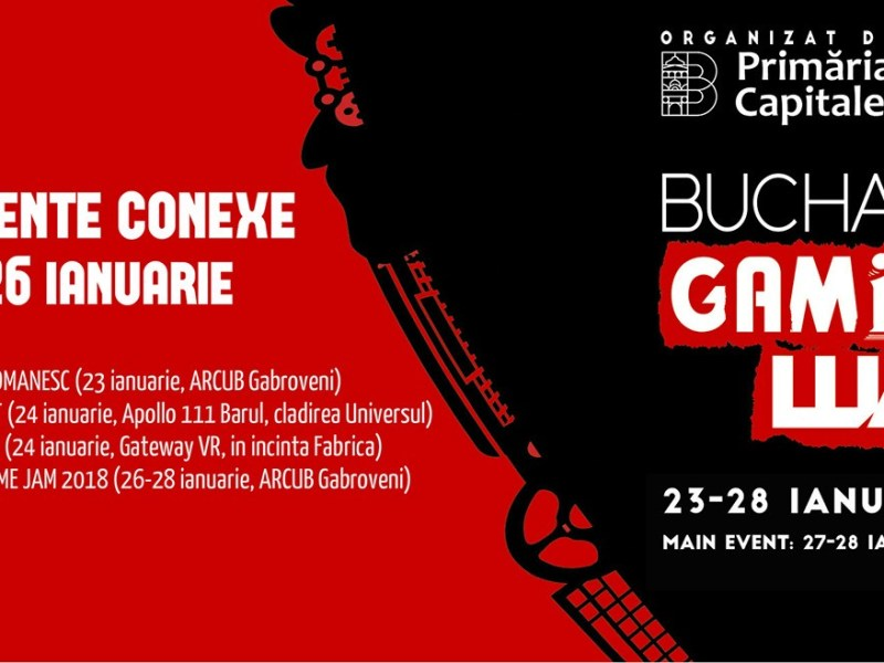 Bucharest Gaming Week 2018