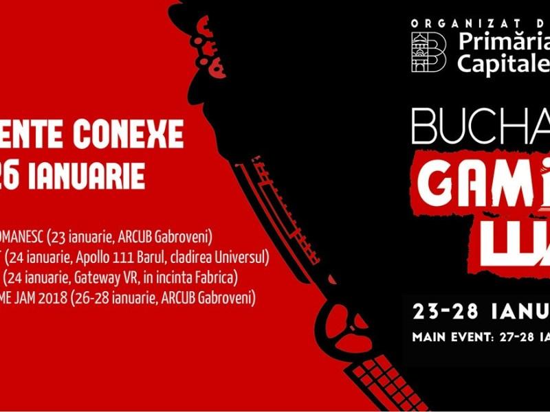 Bucharest Gaming Week 2018