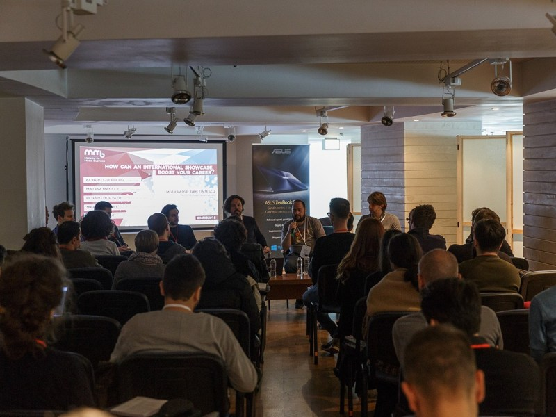 Mastering The Music Business Conference
