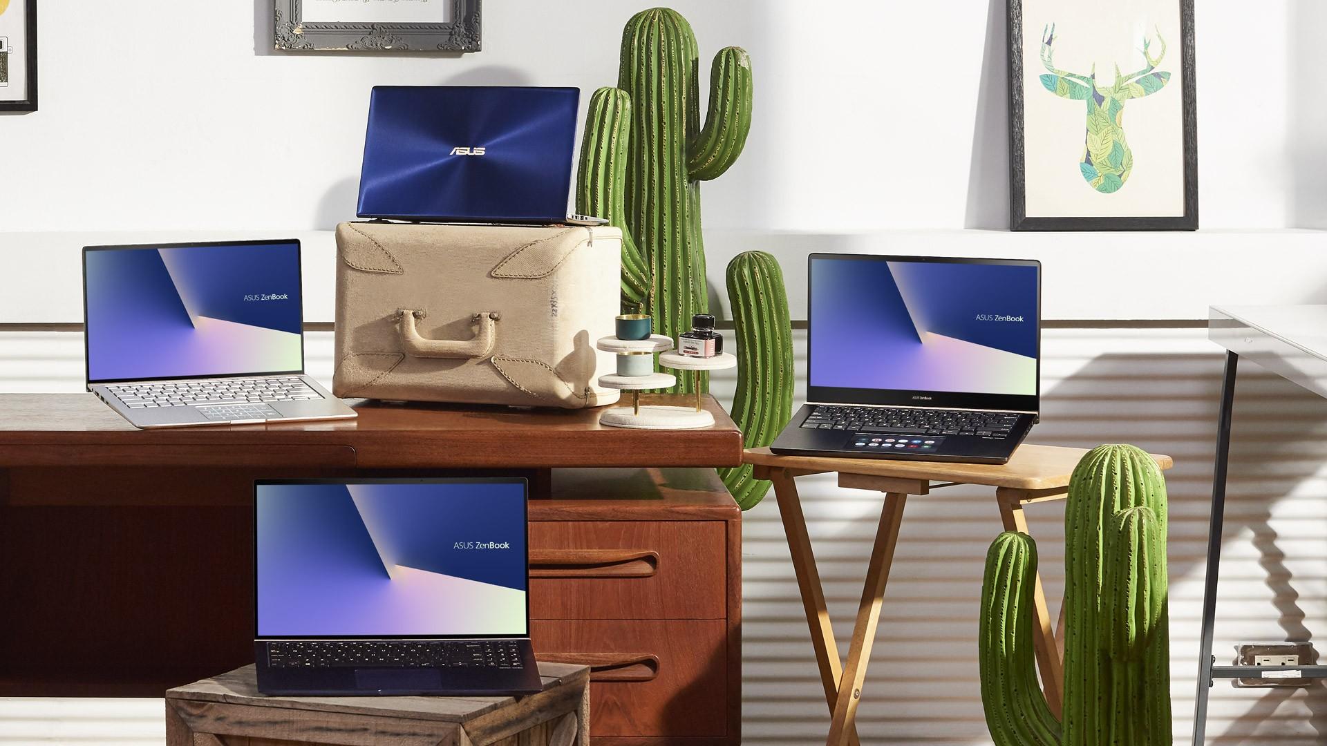 Noile laptopuri Zenbook 13, 14, 15