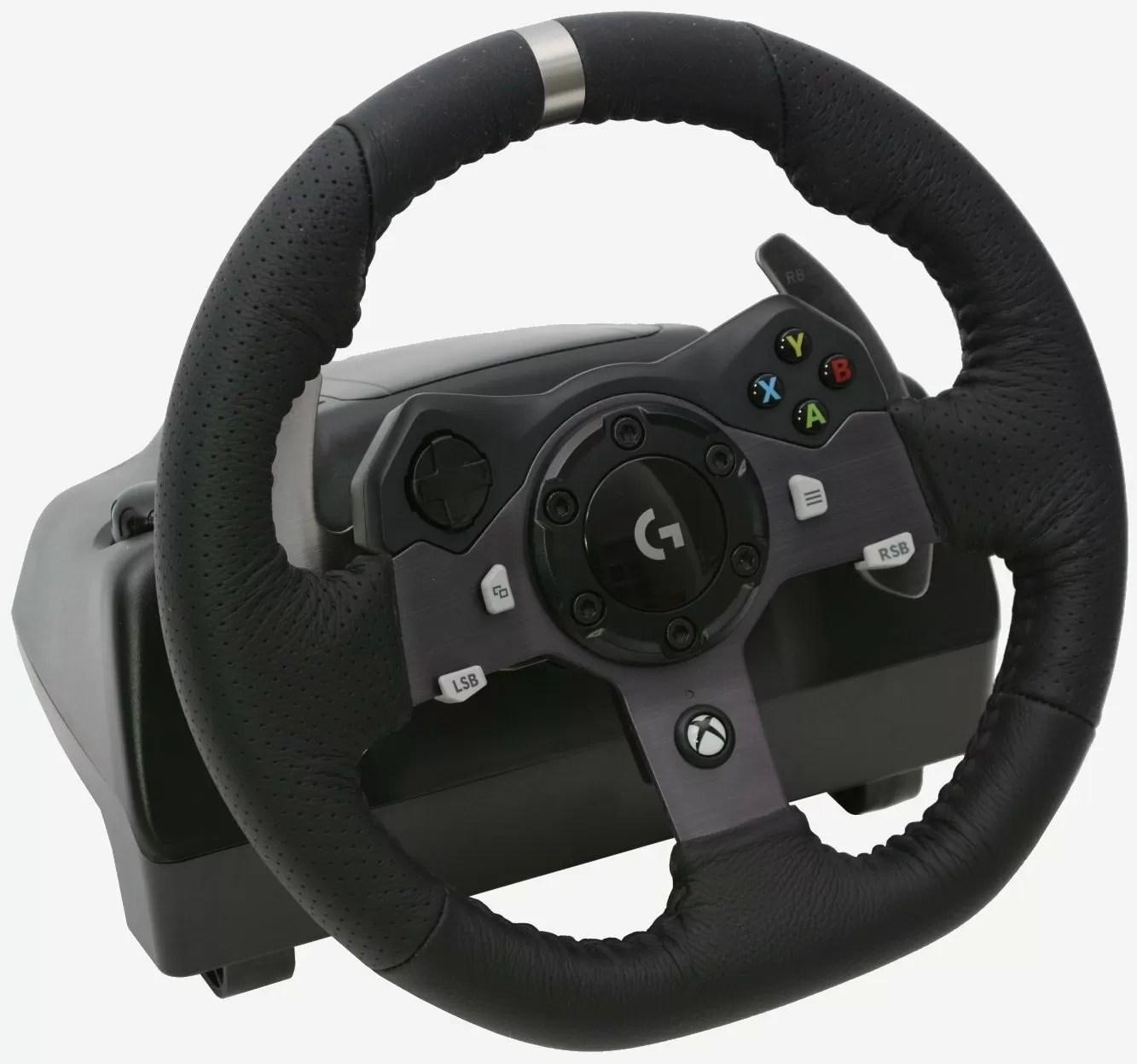 logitech g920 g29 driving