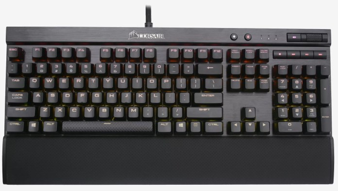 Image result for k70 rapidfire non rgb