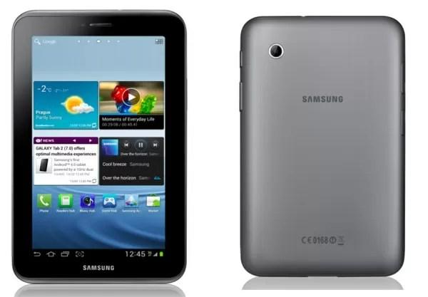 Samsung Galaxy Tab 2 10.1 inch GT-P5100 / GT-P5110 Reviews - TechSpot