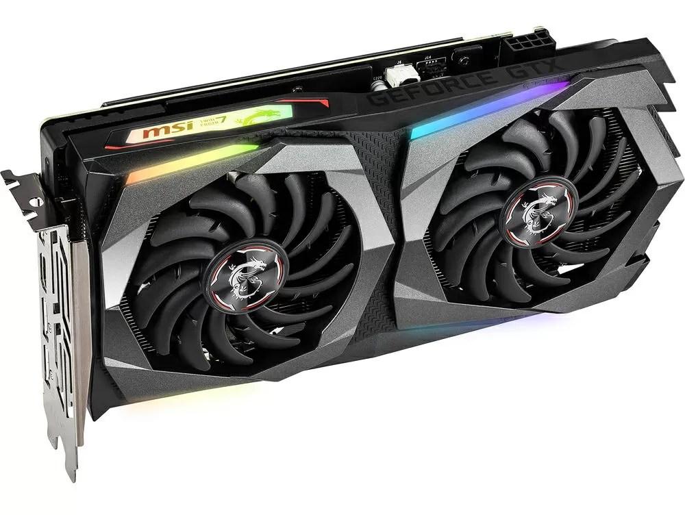 Nvidia GeForce GTX 1660 Ti 6GB Reviews - TechSpot