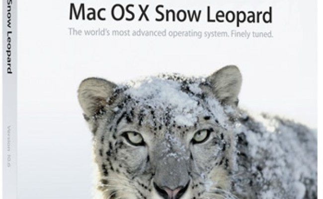 Apple Offers Snow Leopard For Free To Mobileme Subscribers