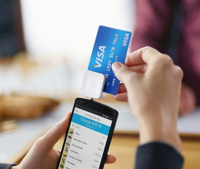 Payments Company Square Recently Launched Its New Mobile Device Card Reader With Chip Based And Magnetic Stripe Support For Us Payments