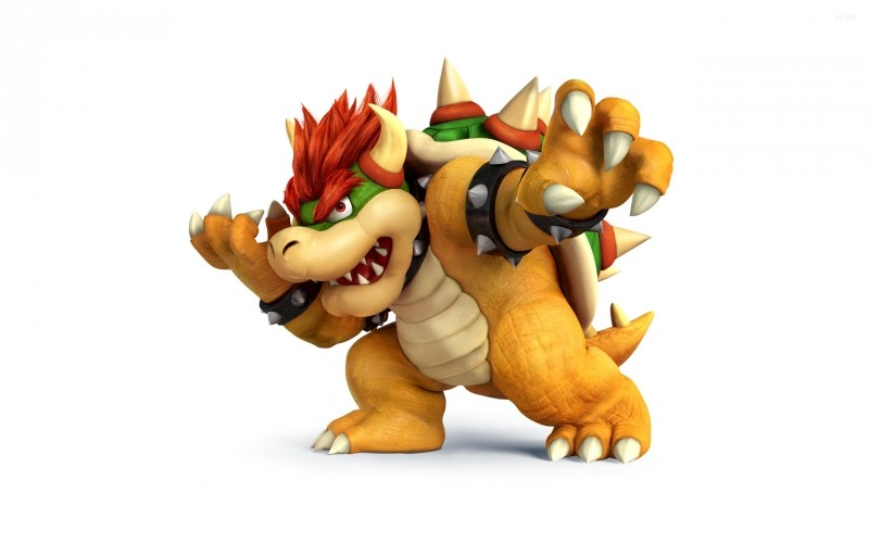 nintendo just hired bowser