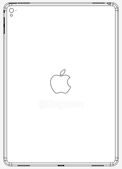 iPad Air 3 rumored to feature four speakers, rear-facing