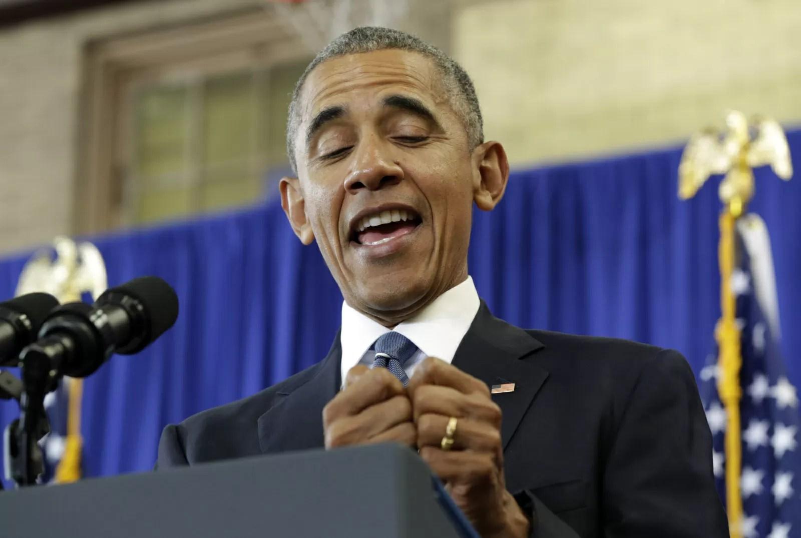 The 45th Us President Will Inherit Obama S Social Media
