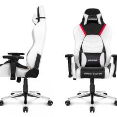 Gaming Chair Review Folding Adirondack Chairs Akracing Arctica Style Meets Comfort Techspot